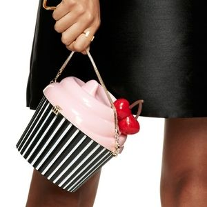 Kate Spade Magnolia Bakery Cupcake Clutch Purse